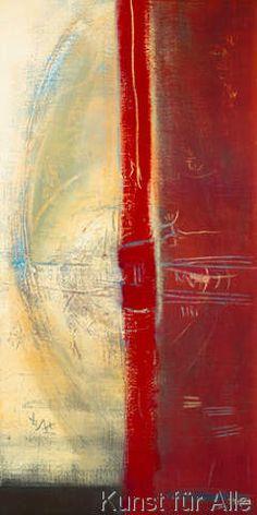 Carole Bécam - Lignes rouges II