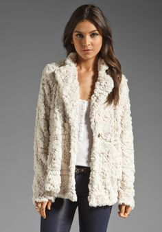 FREE PEOPLE Nordic Poet Jacket in Tea Combo at Revolve Clothing