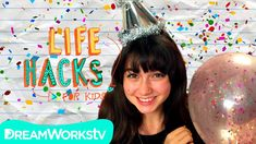 New Years Eve Hacks | LIFE HACKS FOR KIDS