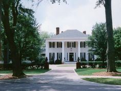 Madison, GA antebellum home