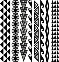 #maoritattoosleg #maoritattoosbrazalete #smallhawaiiantattoos