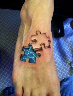 3D style tattoos are pretty cool. Doesn't mean you'll want it forever.