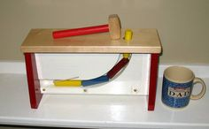 The Dale Maley Family Web Site - Pound a peg game