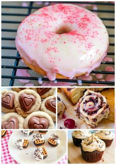 22 Valentine's Day Recipes!    Who says you need a partner to enjoy Valentine's Day with.