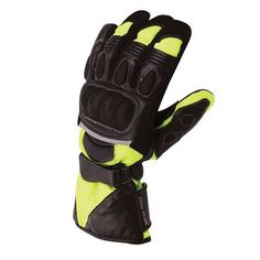 Oxford Bone Dry Switch Motobike Motocycle Gloves. Price for this Padded knuckle guard Glove is £29.99.
