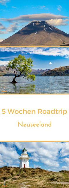 Roadtrip durch Neuseeland | Reiseroute | Unterkünfte | Hotels
