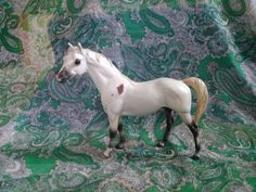 Breyer Silky Sulivan custom by DPS