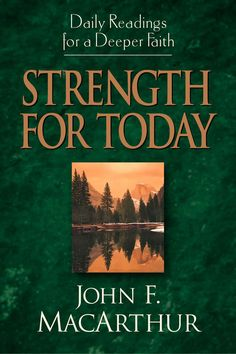 Strength for Today The Measure of Grace