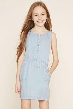 Girls Denim Dress (Kids)