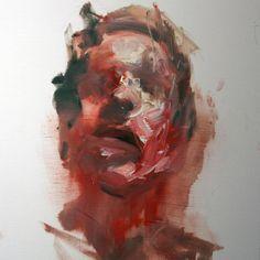 Antony Micallef - Head Becoming animal - Pictify - your social art network L'art Du Portrait, Abstract Portrait, Figure Painting, Painting & Drawing, Painting Inspiration, Art Inspo, Figurative Kunst, Guache, A Level Art