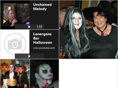 Lonergans Bar  Fethard, Tipperary: Halloween fun at Lonergans Bar in Fethard Tipperary. John the proprietor is belting out a rendition of unchained melody on the first video. Lonergans is just one of Fethards legendary pubs. For info on Fethard you can visit  http://www.fethard.ie