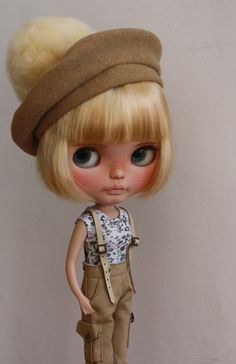 Blythe clothing by Jennifer Crompton