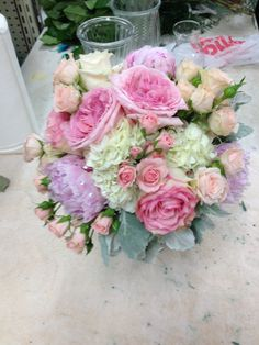 Spring time bridal bouquet @thewillowsbywehr columbiana florist bridal bouquet  330.482.2223