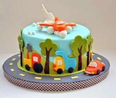 Картинки по запросу торт на два года мальчику