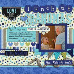 Lunch+with+Grandma - Scrapbook.com