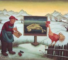Ivan Generalic Ivan Generalic (1914-1992)Pittore croato. Ivan Generalic è considerato da molti come il più grande pittore croato i...