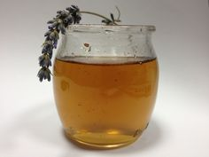 Lavender syrup...home made