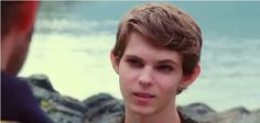 WAYS TO LIVE FOREVER actor Robbie Kay takes on a new role in ONCE UPON A TIME