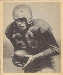 1948 Bowman #66 Cecil Souders Front