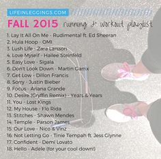 In a fitness slump? Stream and download this upbeat music playlist to get you motivated and back into your workout grind!