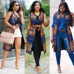african fashion ankara Ankara Jackets are globally rocked on any stage in the world. Best Ankara Jackets styles here are unbeatable styles you would really love to try out African Fashion Ankara, African Inspired Fashion, Latest African Fashion Dresses, African Dresses For Women, African Print Dresses, African Print Fashion, Africa Fashion, African Attire, African Wear