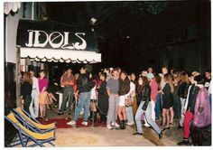 Idols night club Those Were The Days, The Old Days, Johannesburg City, We Are Young, Ol Days, Back In The Day, Good Old, Night Club, South Africa