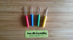 Small Seam Ripper - stitch unpicker - sewing tool - choice of colours available - UK Seller by LoveEllieBagMaking Find it now at http://ift.tt/2fE2lN4!