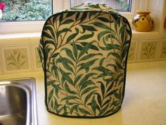 William Morris  willow boughs in darker shades of green Magimix Cover  £24.99