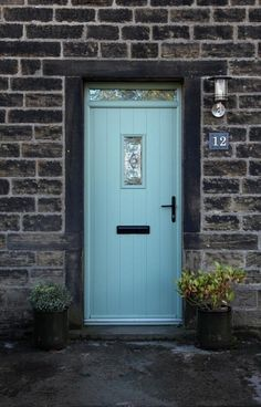 Dulux Gallant Grey - the new front door … | remodel ideas | Pinte…