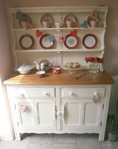 I'd paint it a different colour but I love the shape -  LAURA ASHLEY 'VANILLA''