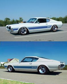 Muscle Cars That Should Have Been