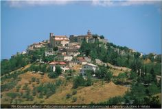 Civitella Messer Raimondo - where my great grandmother as from. And my grandfather's sisters were born here, too!