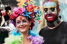 In addition to the political significance, pride parades are currently an excuse to dress up in your favorite costume, fetish or even just to look sexy and show your pride. Most pride events are followed by plenty of other LGBT events in the hosting city.