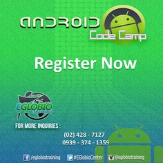 Android Training in the Philippines (Android Code Camp): Android Code Camp 2016