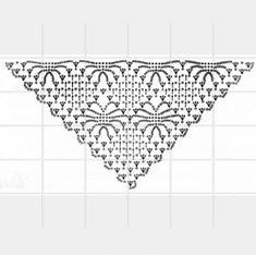 Crochet Knitting Handicraft: Shawl by spider stitch Crochet Motif, Irish Crochet, Crochet Shawl, Crochet Doilies, Crochet Flowers, Crochet Stitches, Crochet Patterns, Crochet Tablecloth, Crochet For Kids