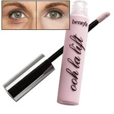 Benefit ooh la lift...great for undereye circles and bags.Illuminates the eye area.