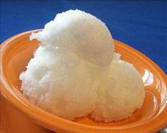 Snow cream recipes Recepten met sneeuw. Verras je kinderen met deze originele recepten! - Plazilla.com