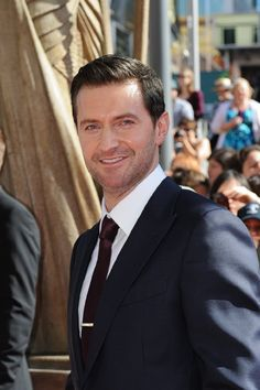Richard Armitage at event of The Hobbit: An Unexpected Journey