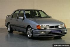 Looking for used Ford RS Cosworth cars? Find your ideal second hand used Ford RS Cosworth cars from top dealers and private sellers in your area with PistonHeads Classifieds. Ford Sport, Ford Rs, Car Ford, Sport Cars, Classic Cars British, Ford Classic Cars, Classic Sports Cars, Ford Sierra, Trucks