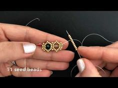 How to make beaded Bracelet – YouTu… Smaragd Perlen Armband.How Perlen Armband machen – YouTu … – Boho Jewelry, Jewelry Crafts, Beaded Jewelry, Handmade Jewelry, Jewellery, Handmade Wire, Handmade Bracelets, Jewelry Ideas, Jewelry Bracelets