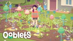 Double Fine Presents: Ooblets
