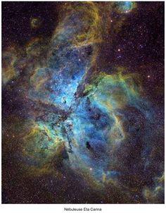 Photographies de l'espace