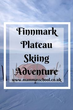 Skiing across the Finnmark Plateau, pulling a pulk & camping in the Arctic winter wilderness is one amazing experience.Read about the ups & downs of my journey. Ups And Downs, Outdoor Play, Solo Travel, How To Fall Asleep, Norway, Skiing, About Me Blog, Challenges, Journey