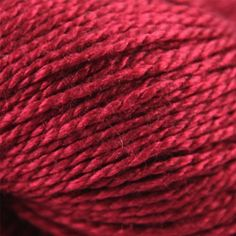 Just Scrumptious! How can you go wrong with 45% silk and 55% merino? To say nothing of the gorgeous color...