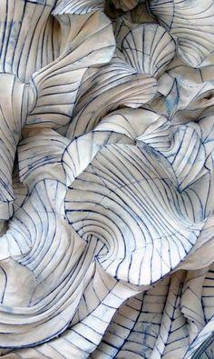 (via Paper sculpture by Peter Gentenaar… | n a v y - b l u e | Pinterest)  from... http://thefullerview.tumblr.com/post/78232373529/via-paper-sculpture-by-peter-gentenaar-n-a-v-y