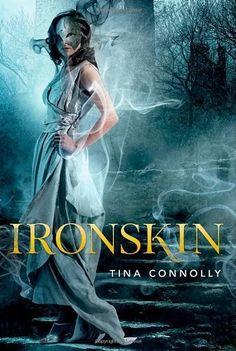 Ironskin by Tina Connolly, http://www.amazon.com/dp/0765330598/ref=cm_sw_r_pi_dp_U6zmqb01FRMXM