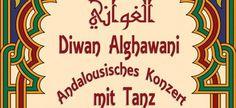 """Tickets für Andalusisches Konzert mit Tanz """"Diwan Alghawani"""" am 5.12. in Wien Price Tickets, Events, Concert"""