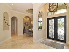Glass + Iron Doors - Talis Park - Naples, Florida