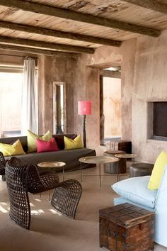 When we get a house in Mallorca this is what its interior be inspired by!