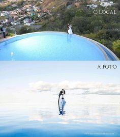 A importância de escolher bem o fotógrafo para o seu grande dia Foto…